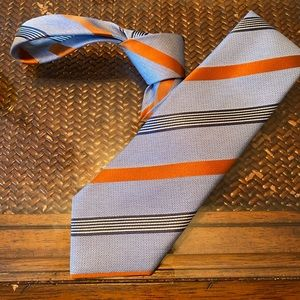 ISAIA 7 fold tie
